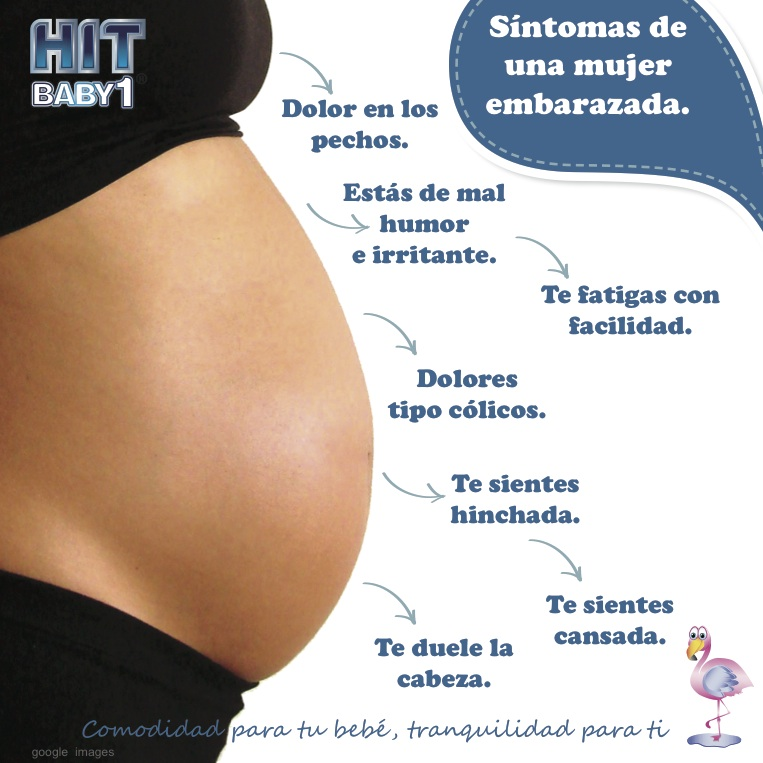 Como saber que estas embarazada